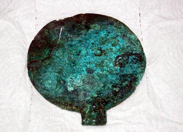 Karadeniz'in en eski hazinesi Sinop'ta