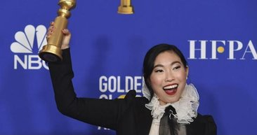 77'nci Altın Küre Ödülleri sahiplerini buldu