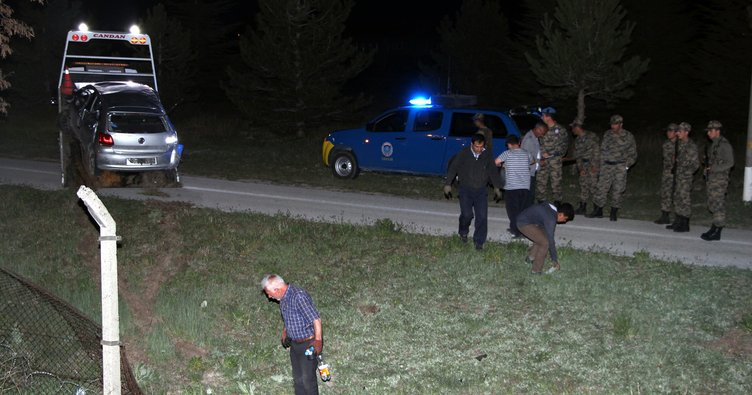 Afyonkarahisar'da kaza: 1 ölü, 5 yaralı