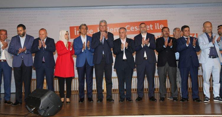 152 sivil toplum kuruluşu deklarasyon yayınladı