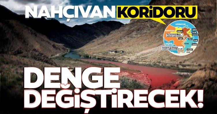 SON DAKİKA! Dengeleri değiştirecek Nahçıvan koridoru! Türkiye, Pasifik kıyılarına ulaşıyor...