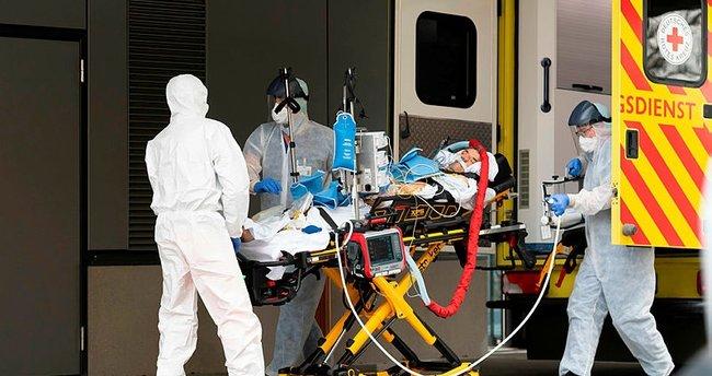 Son dakika: Almanya'da 5 Türk vatandaşı daha Kovid-19 nedeniyle hayatını kaybetti