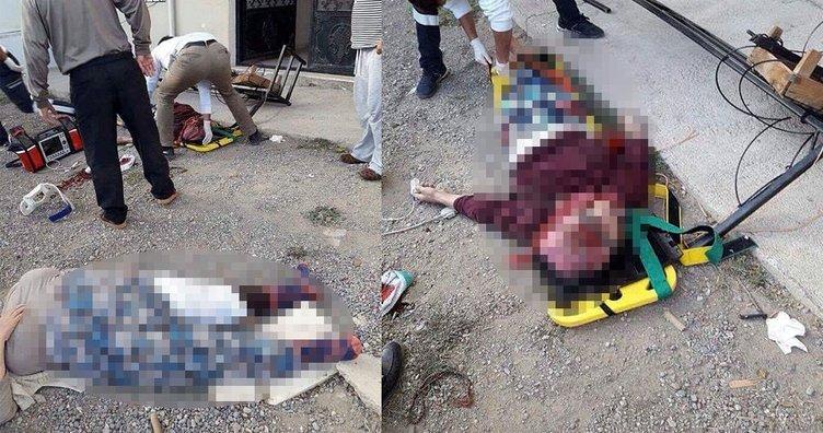 Balkon demiri koptu, iki kadın düşerek öldü