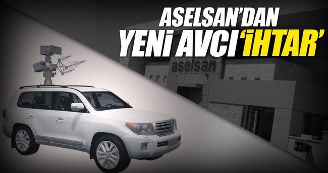Aselsan'dan yeni İHA avcısı