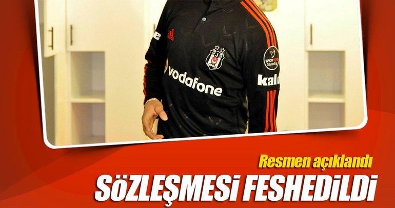Son dakika: Beşiktaş, Milosevic ile yollarını ayırdı