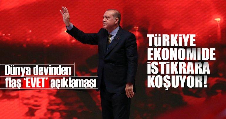 UBS: 'Evet' çıkarsa Türk Lirası %2-%3 daha değer kazanacak