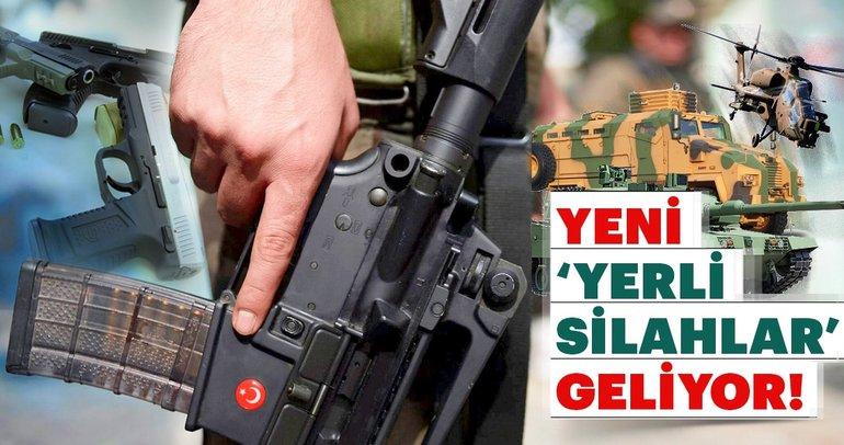 Türk Silahlı Kuvvetleri envanterine yeni 'Yerliler' geliyor
