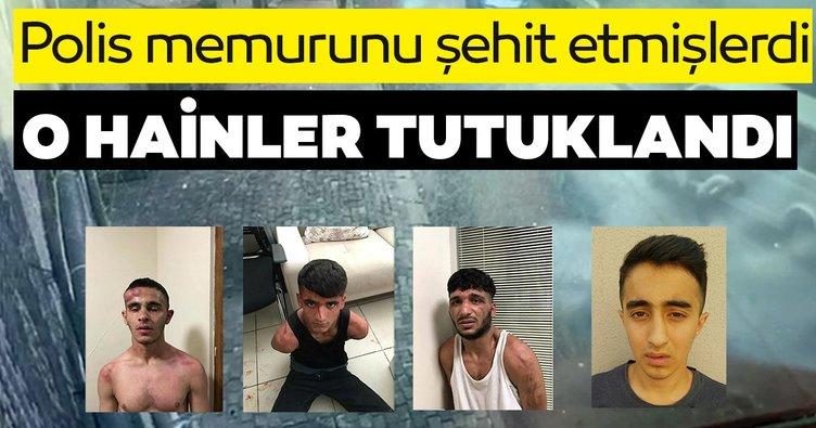 SON DAKİKA: Bağcılar'da, polis memurunu şehit eden 4 kişi tutuklandı