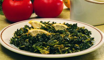 Hardal Otu Salatası