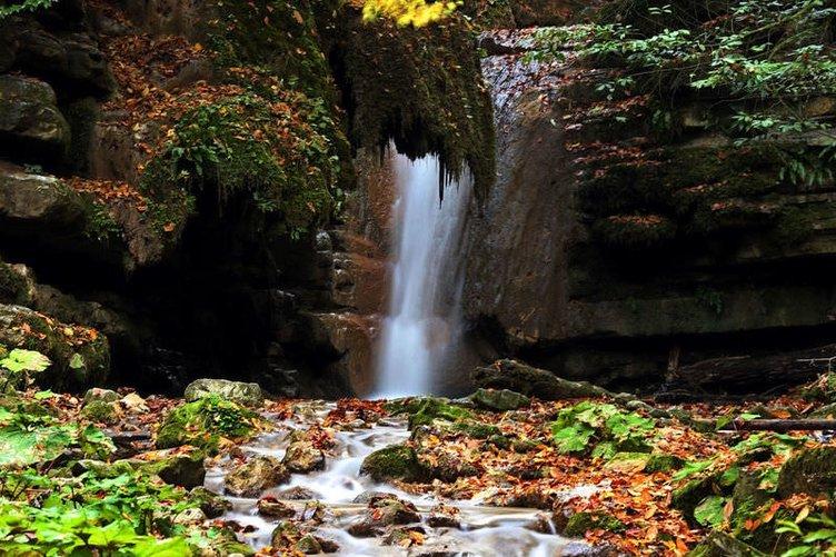 Baraj yapımında keşfedilen saklı cennet