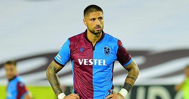 Trabzonspor Da Costa'nın sözleşmesini feshetti