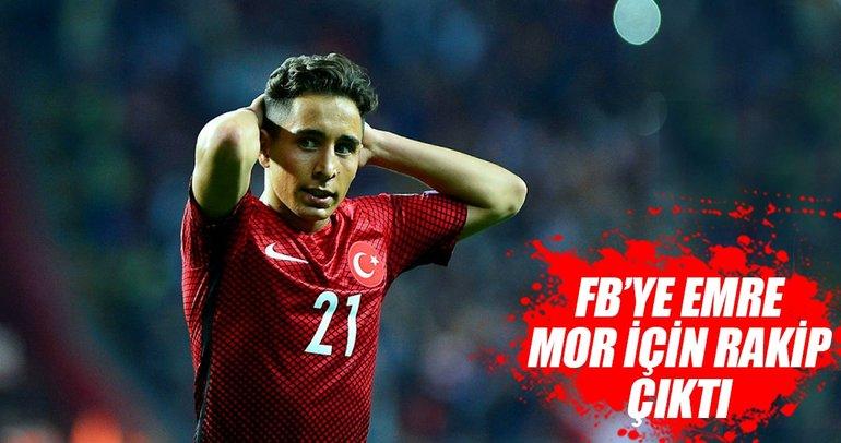 Fenerbahçe'ye ciddi rakip