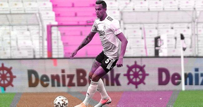 Beşiktaş'ta Josef de Souza tehlikesi! Denizlispor maçında kırmızı görmüştü