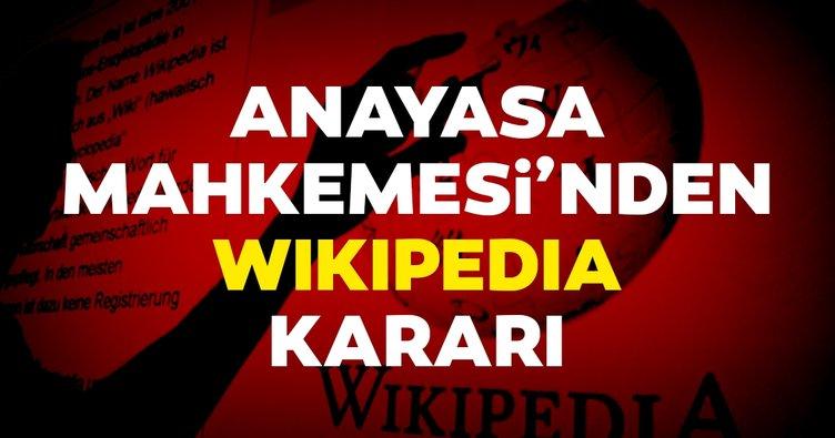 Wikipedia yasağında yeni gelişme