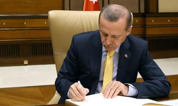 Cumhurbaşkanı Erdoğan'ın onayladığı kanunlar Resmi Gazete'de