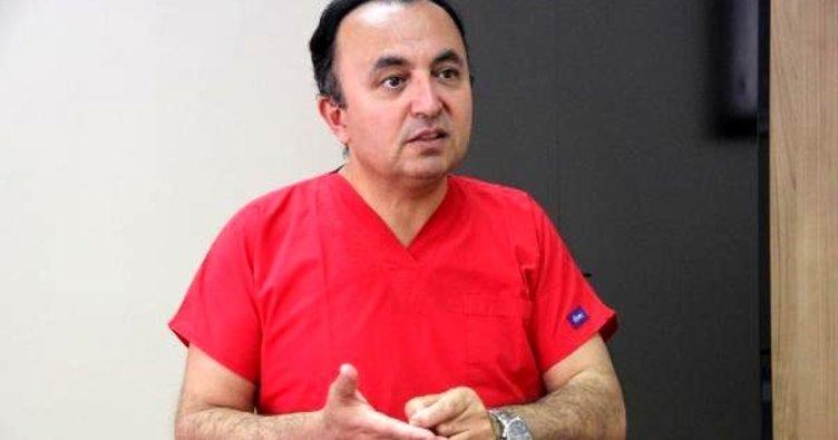 Prof. Dr. Yıldız: Kayseri'de günlük 5'e düşen vaka sayısı 100'ü geçti