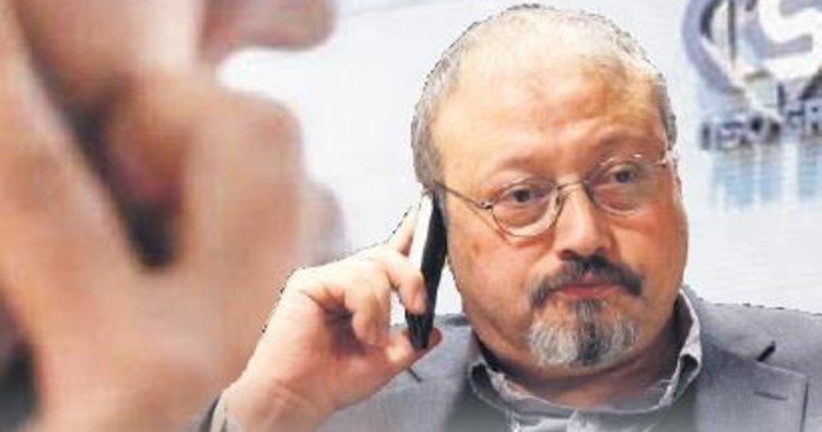 Suudiler Kaşıkçı'yı İsrail'in casus yazılımıyla takip etti
