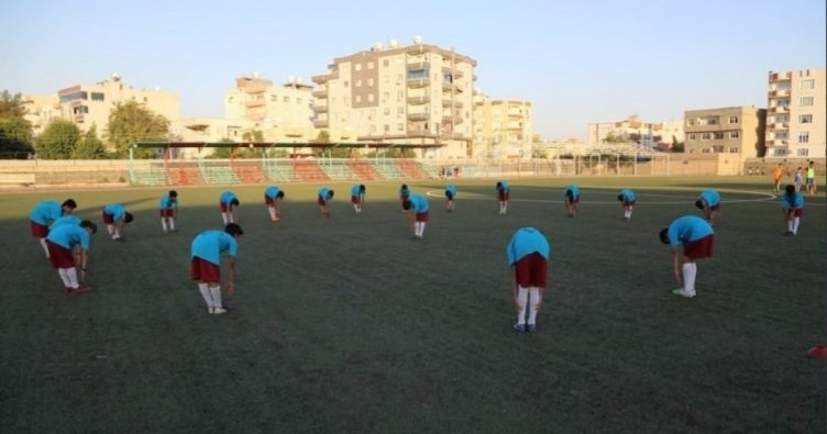 Cizre'de genç yetenekler aranıyor