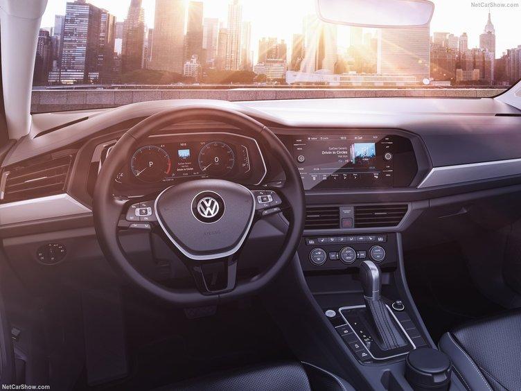 2019 Volkswagen Jetta Galeri Otomobil 30 Nisan 2019 Salı