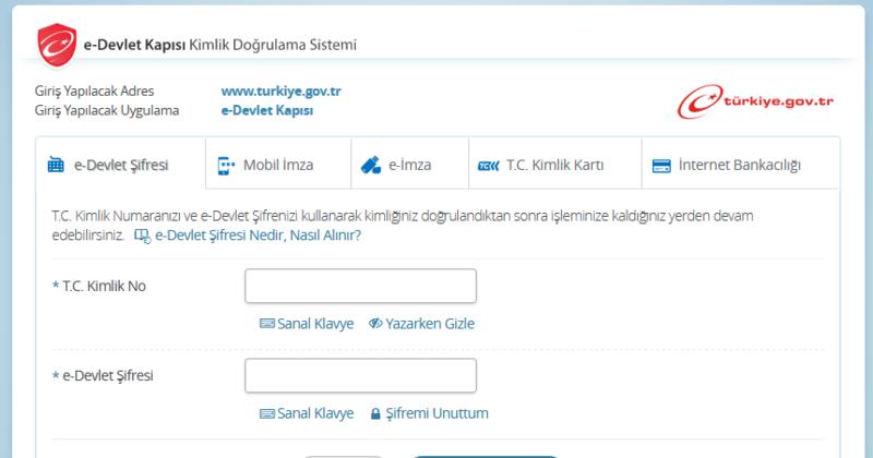 e-Devlet giriş nasıl ve nereden yapılır? E Devlet giriş ekranı ile hızlı  başvuru ve sorgulama işlemlerini yap - En Son Haber