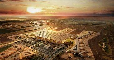 İstanbul Havalimanı 46 ilçeyi solladı!
