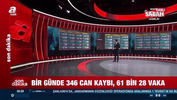 SON DAKİKA: 20 Nisan Türkiye'de koronavirüs vaka ve vefat sayıları açıklandı!   Video