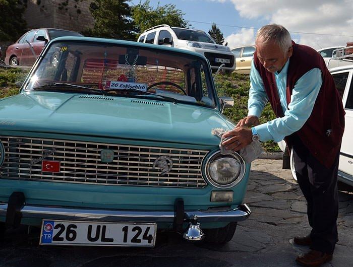 'Hacı Murat'ından 40 yıldır ayrılmadı