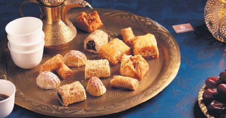 Ramazan'a özel ikram