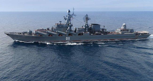 Rus donanmasından dev tatbikat!