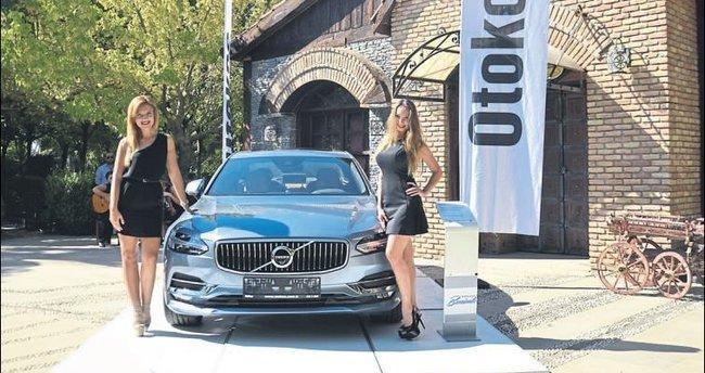 Volvo'nun amirali S90'a özel tanıtım
