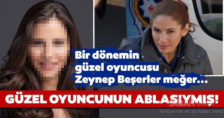 Ünlü oyuncu Zeynep Beşerler'in kız kardeşi Derya Beşerler güzelliğiyle büyüledi! İşte Zeynep Beşerler'in oyuncu kardeşi Derya Beşerler...