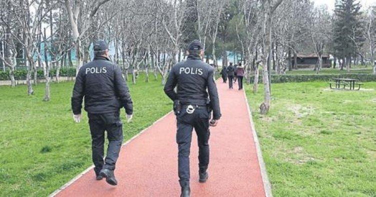 GBT sorgusunda 126 kişi yakalandı