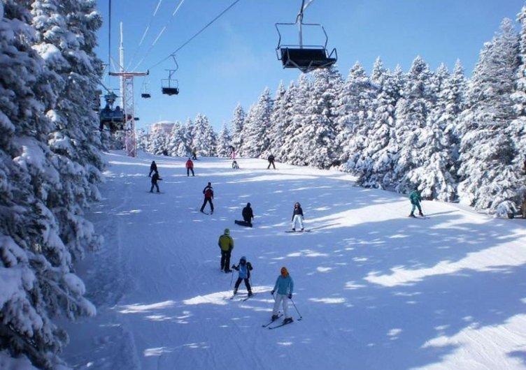 Kayak Merkezlerinde son durum 25 Mart 2015