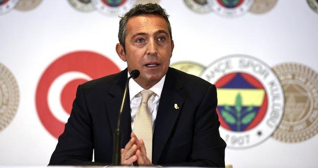 Fenerbahçe Başkanı Ali Koç'tan Boupendza, Vedat Muriqi ve transfer sözleri