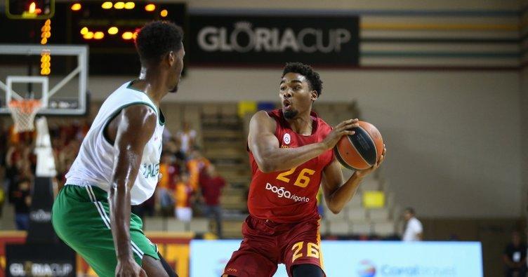 Zalgiris Kaunas: 71 - Galatasaray Doğa Sigorta: 70