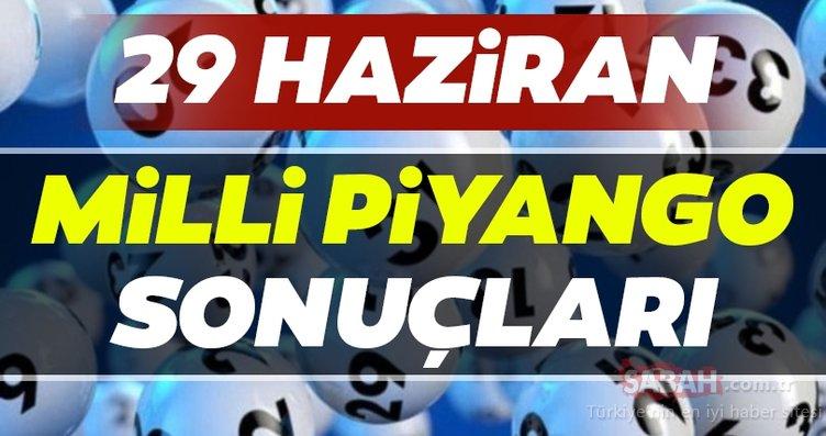 Milli Piyango sonuçları belli oldu! MPİ 29 Haziran Milli Piyango çekiliş sonuçları, hızlı bilet sorgulama, SIRALI TAM LİSTE BURADA!