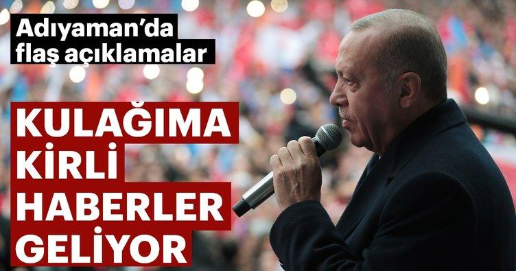Başkan Erdoğan: Sandık milli iradenin yıkılmaz kalesidir