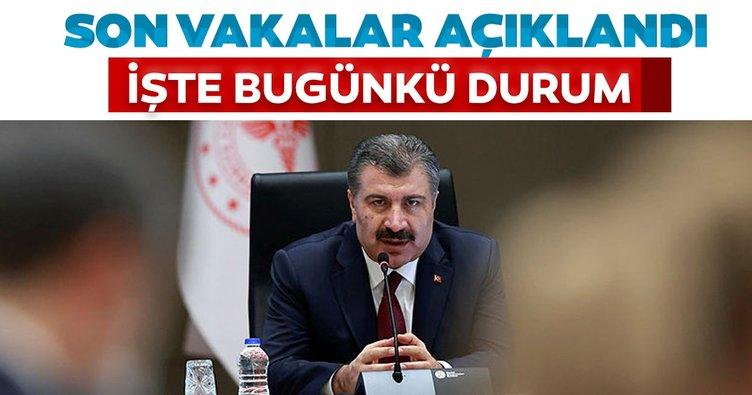 Son dakika haberi: Bakan Fahrettin Koca 21 Eylül koronavirüs vaka ve vefat sayılarını açıkladı! İşte, Türkiye'de corona virüs son durum tablosu
