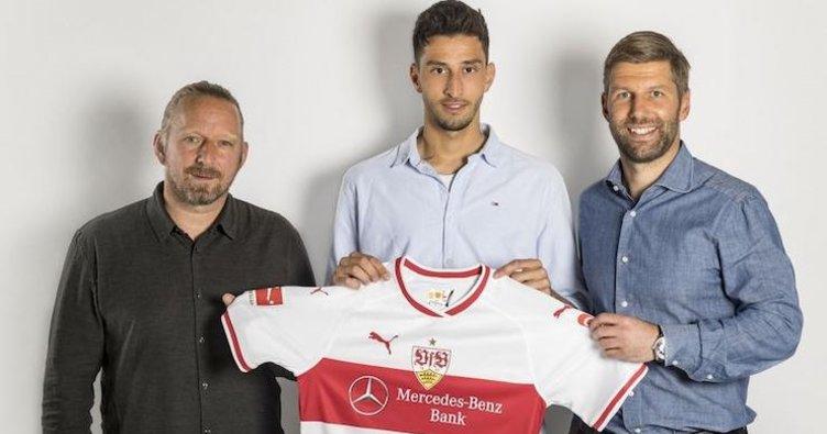 Stuttgart, Atakan Karazor'u transfer etti