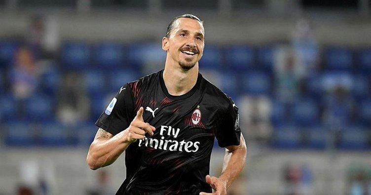 Ibrahimovic Milan'da kalıyor! İşte alacağı maaş...