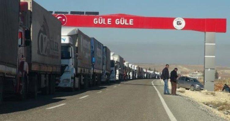 Çobanbey Sınır Kapısı geçişlere kapatıldı