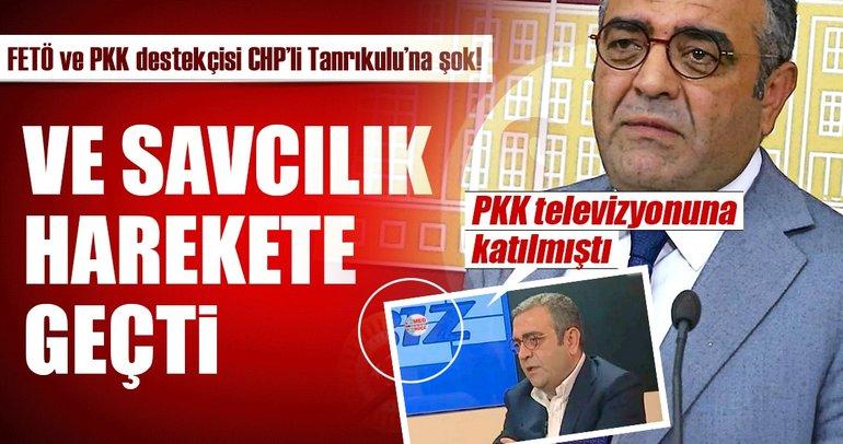 Son dakika: CHP'li Tanrıkulu hakkında SİHA soruşturması