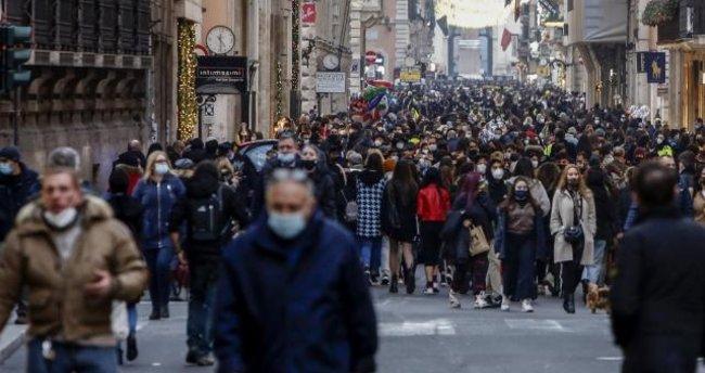 İtalya'da koronavirüs nedeniyle hayatını kaybedenlerin sayısı 100 bini aştı