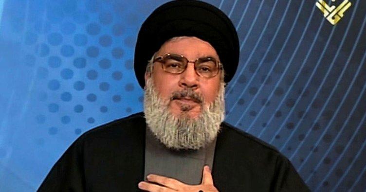 """Hizbullah Genel Sekreteri Nasrallah: """"ABD ve müttefikleri Suriye'de hedeflerine ulaşamadı"""""""