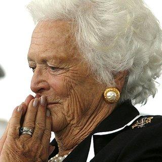 Barbara Bush un durumu ağırlaştı