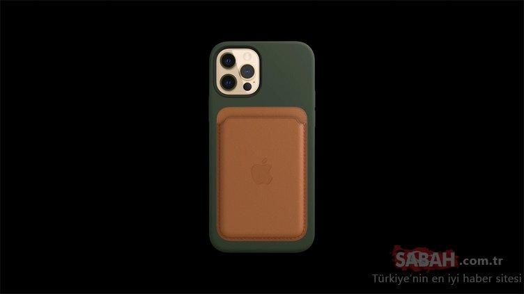 iPhone 12 Pro ve iPhone 12 Pro Max'in özellikleri nedir? Fiyatları ne kadar? İşte detaylar...