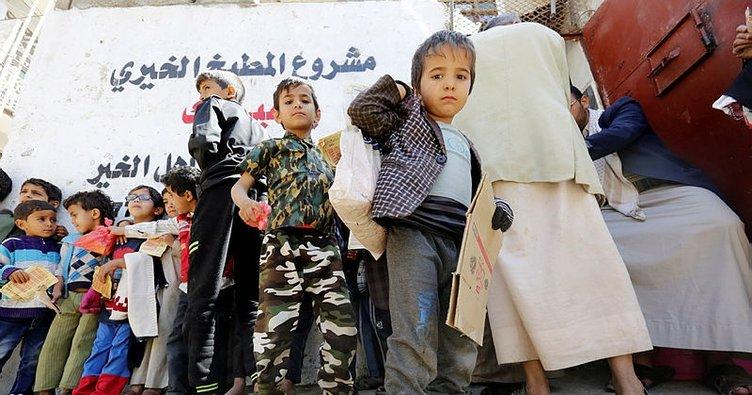 AB'den Yemen'e insani yardım