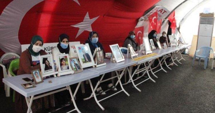 Diyarbakır'da 464 gündür evlat nöbetindeki anne: HDP, oğlumu PKK'ya verdi