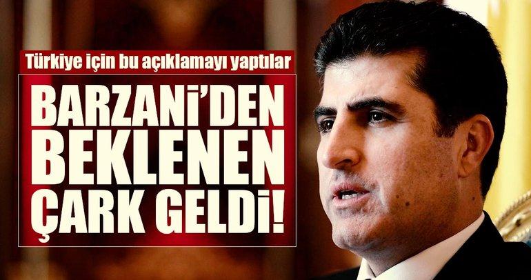 Son dakika haberi: Barzani'den beklenen çark geldi!
