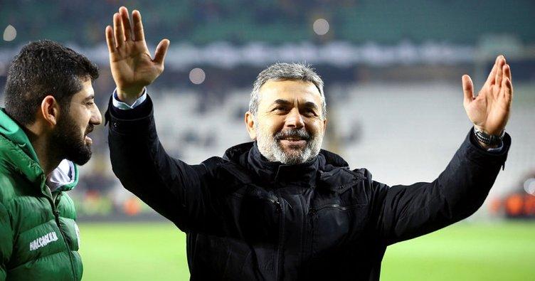 Aykut Kocaman, Konyaspor tarihine geçti
